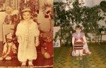 Mihaela Codreanu și fratele ei