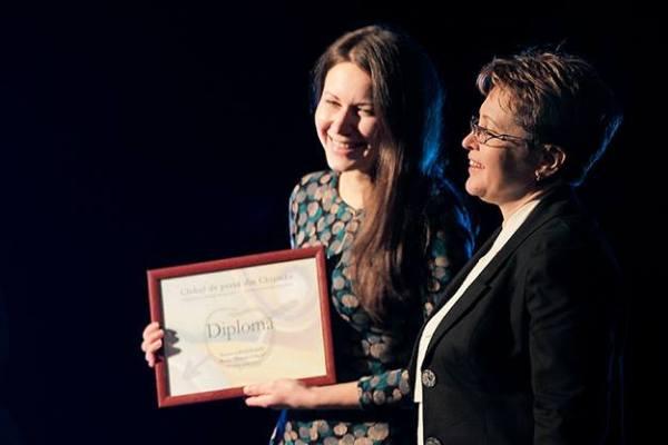 Tamara Grejdeanu, Speranța Anului 2014 în cadrul galei 10 cei mai buni jurnaliști ai anului PC: CJIM