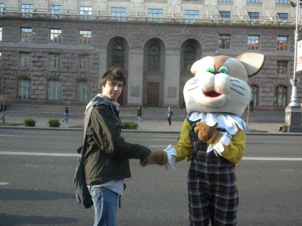 Pe Khreshiatik cu câțiva ani înainte de #euromaidan